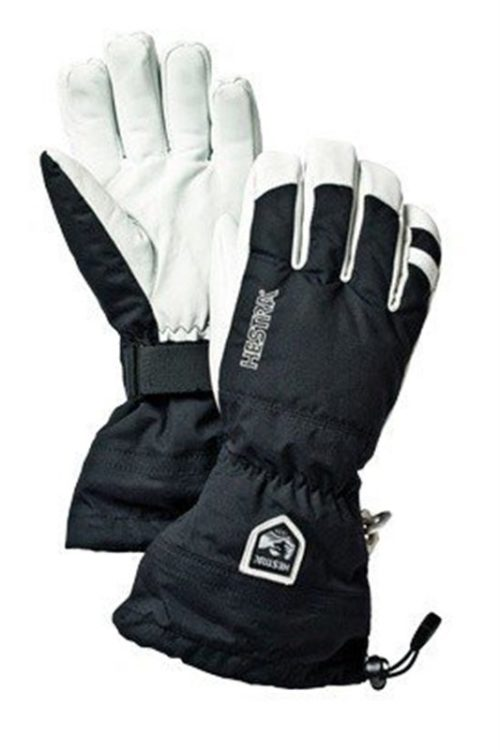 Hestra Heli Ski Glove Women (Black)-0