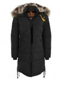 Parajumpers Long Bear (Black) Women-0