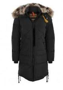 Parajumpers Long Bear (Black) Women-0