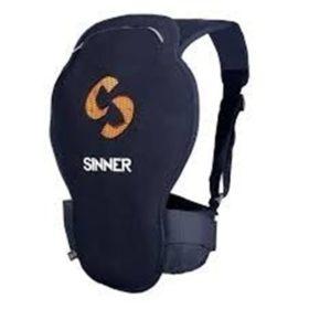 Sinner Castor Spine Protector D3O (Rugprotector)-0