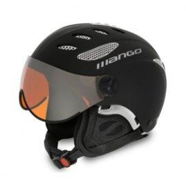 Mango Cusna Pro Free XP Visor (Black)-0