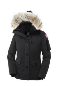 Canada Goose Montebello Parka (Black) Women-0