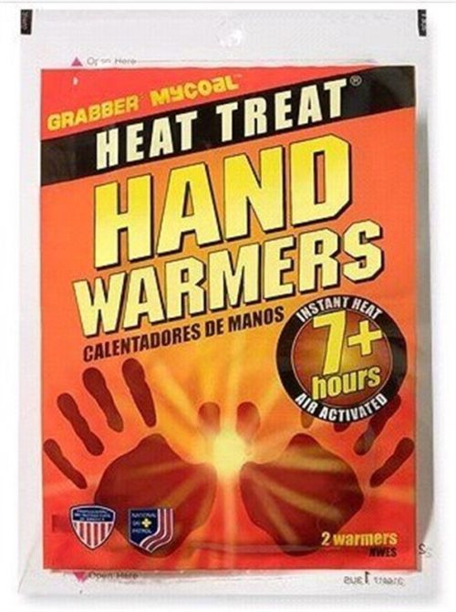 Grabber Hand warmers Mini Heater (Per Stuk)-0