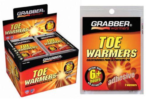 Grabber Toe/Voeten warmers (10 Stuks)-0