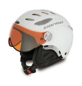 Mango Cusna Free XP Visor (White Soft)-0