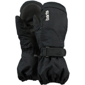 Barts ski tec mittens black