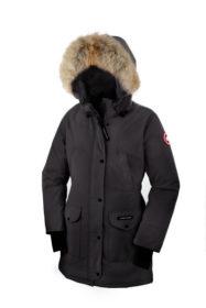Canada Goose Trillium Parka (Black) Women-0