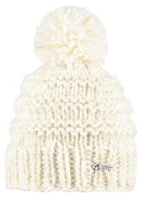Barts Jasmin Beanie (White) one size-0
