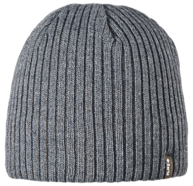 Barts Wilbert Beanie (Dark Heather)-0