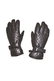 Goldbergh Nishi Gloves (Black) Women-0