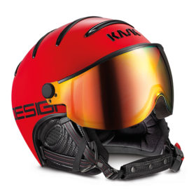 Kask Montecarlo (Red)-0