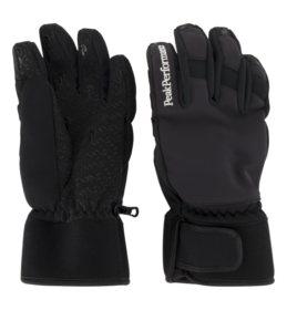 Peak Performance Crater Glove (Black) Unisex-0
