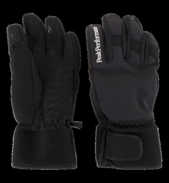 Peak Performance Crater Glove (Black) Unisex-0
