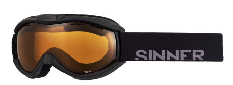 Sinner Toxic Sintec Matt (Black Orange)-0