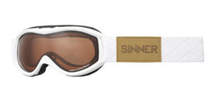 Sinner Toxic S Matt (White-Double Orange)-0
