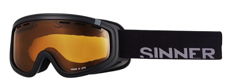 Sinner Visor Sintec OTG (Black)-0