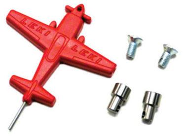 Leki Trigger S Pole Guard Adapter Kit (Silver)-0