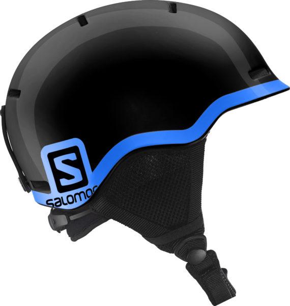 Salomon Grom Helmet junior (Black)-0