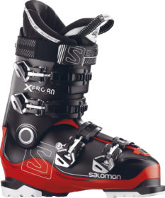 Salomon X-Pro 80 (Black/Red/Antraciet)-0