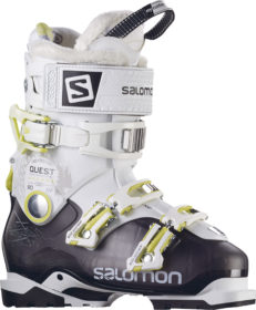 Salomon Quest access 80 Women (Anthra/trans)-0
