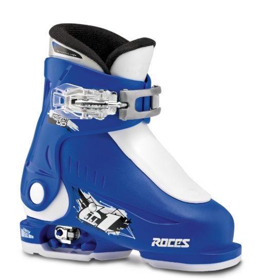 Roces Idea Up 25-30 (Blue/White)-0