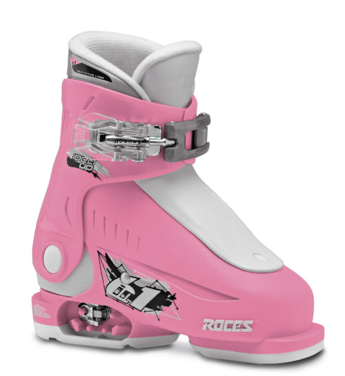 Roces Idea Up 25-30 (Deep-Pink/White)-0