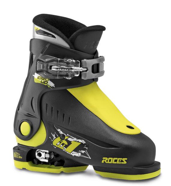 Roces Idea Up 25-30 (Black/Lime)-0