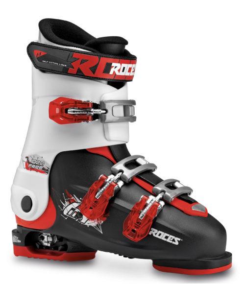 Roces Idea Free 36 tot 40 (Black-White-Red)-0