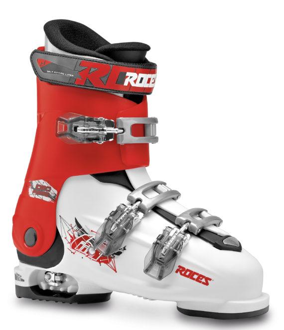 Roces Idea Free 36 tot 40 (White/Red-Black)-0