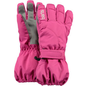 Barts ski tec gloves fucsia