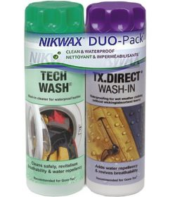 Nikwax 2Pack (Tx direct en Tech Wash)-0