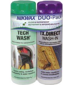 Nikwax 2Pack (Tx direct en Tech Wash)-0