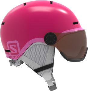 Salomon Grom Visor Pink
