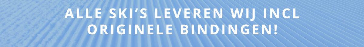 ski bindingen banner